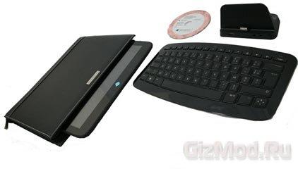 Планшет Evigroup SmartPaddle под управлением Windows