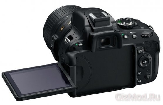 """Свежеиспеченная"" камера Nikon D5100"
