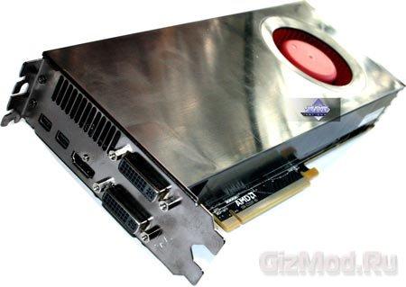 AMD Radeon HD 6790 официально