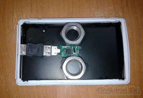 Внешний HDD Samsung по-китайски