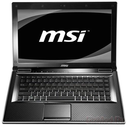 Медиа-ноутбуки MSI на Sandy Bridge