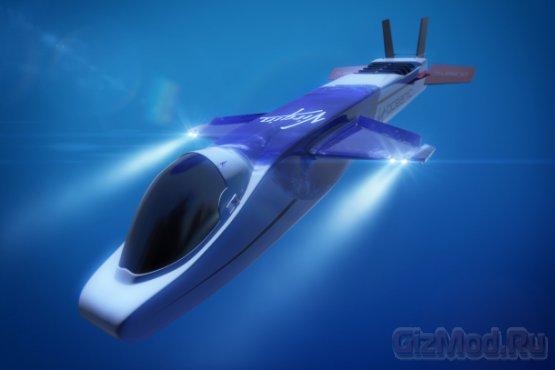 Virgin Oceanic призван исследовать мировой океан