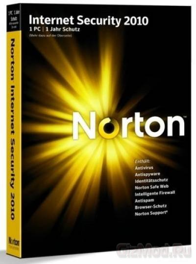 Norton Internet Security 2012 19.1.0.28 - антивирус