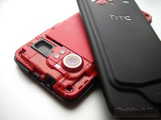 HTC подняла прибыль на Android-е