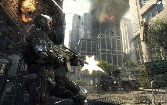 Аннонсировано обновление для Crysis 2