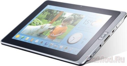 Российская премьера планшета 3Q на базе NVIDIA Tegra 2