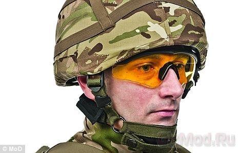Пуленепробиваемые очки для британской армии