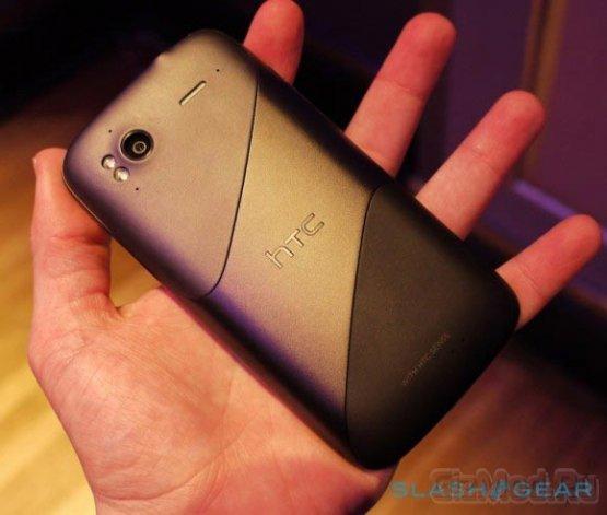 Смартфон HTC Sensation представлен официально
