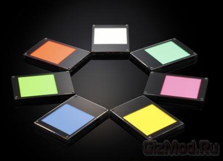 Серийные панели освещения типа OLED от Verbatim
