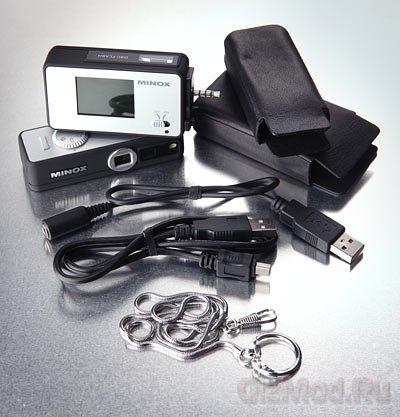 Шпионская камера Digital Spy Camera