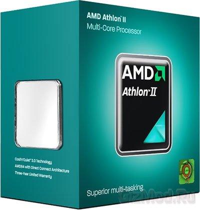 AMD выпустит самый шустрый 3-ядерный процессор