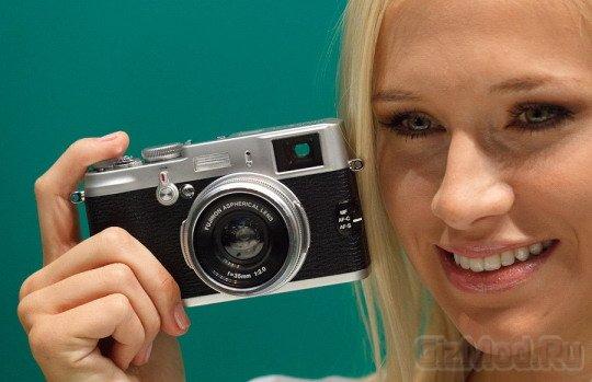 Fujifilm дополнит серию фотокамер FinePix