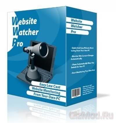 WebSite-Watcher 11.2 Beta 3 - отслеживает сайты