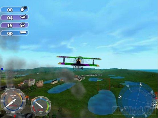 Sky Aces: World War I - воздушные бои