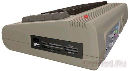 В продаже новая версия Commodore 64