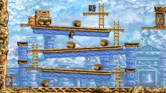 Braid - похож на Super Mario