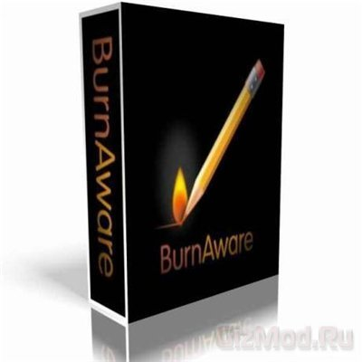 BurnAware Free 4.8 Beta 2 - запись дисков