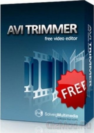 AVI/MKV Trimmer 2.0.1101.27 - редактор видео
