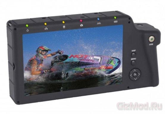 Камера Fastec TS3Cine снимает 720 к/с в 720 p