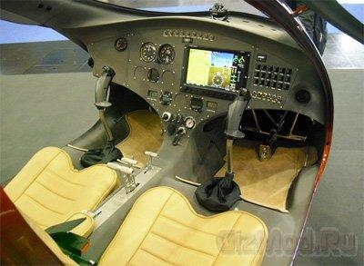 Гирокоптер AutoGyro Cavalon для домашней коллекции