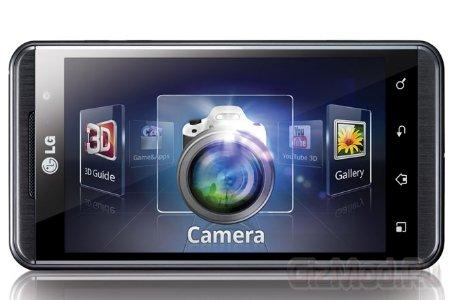 Дата появления LG Optimus 3D в продаже