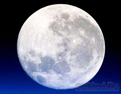 Вокруг Луны за восемь дней