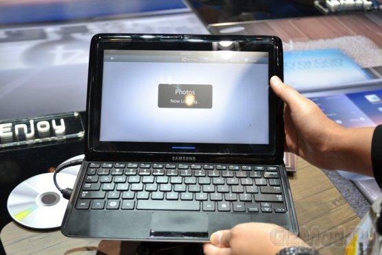 Samsung Sliding PC 7 Series замечен в продаже
