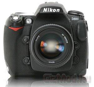 Зеркалка Nikon D800 выйдет в октябре по цене $3500