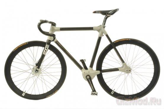 Весьма продвинутый велосипед Alpha руками студентов