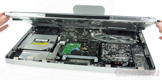 "iFixit разобрали новый Apple 21,5"" iMac EMC 2428"