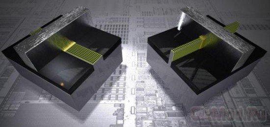 Intel представила инновационную технологию Tri-Gate
