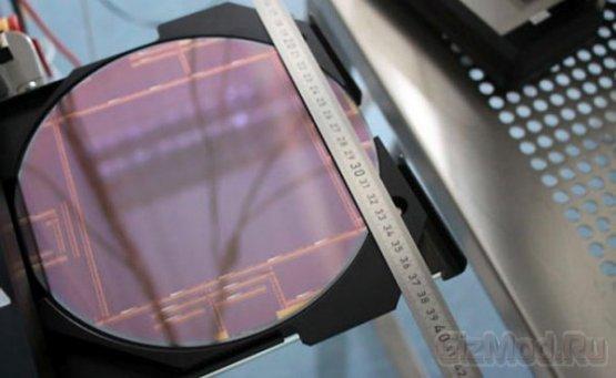 Самый большой в мире КМОП-сенсор для борьбы с раком