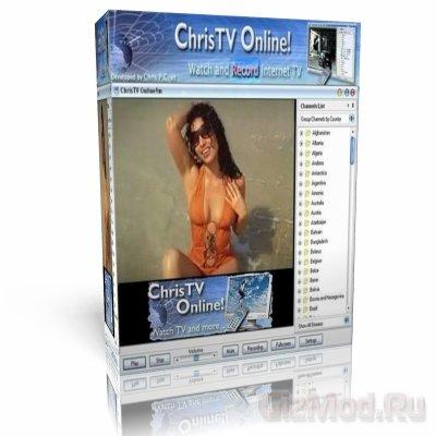 ChrisTV Online! 6.50 - онлайн телевизор