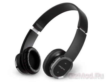 Трио Bluetooth-наушников Creative