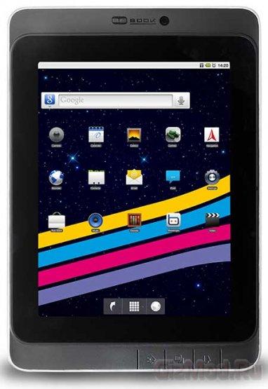 Android-планшет BeBook Live за 280$