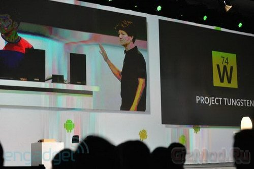 Google предлагает умный дом Android @ Home