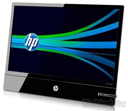 Монитор HP Elite L2201x толщиной 10 мм