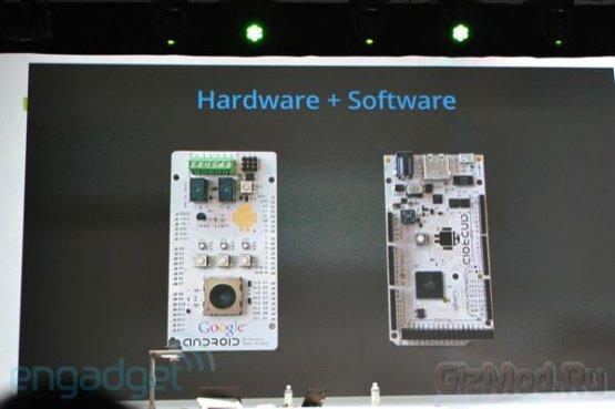 API для связи Android с внешними устройствами