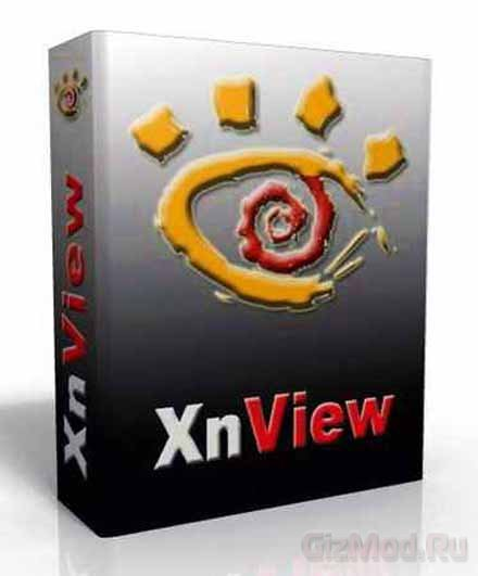 XnView 1.98 - бесплатный вьювер