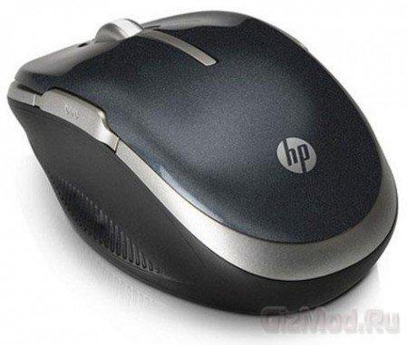 Первая в мире мишь с WiFi от HP