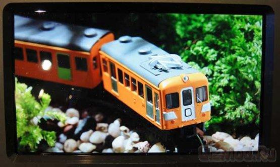 4,8-дюймовый Full HD дисплей Ortus Technology