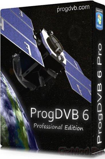 ProgDVB 6.72.2 - спутниковое телевидение