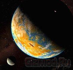 Найдена пригодная для жизни планета