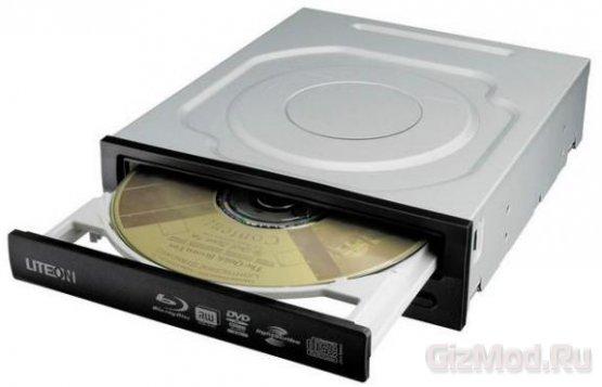 Blu-ray привод Lite-On iHES212 уже в Европе