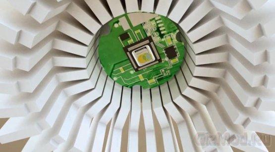 Домашняя беспроводная сеть осветительных приборов