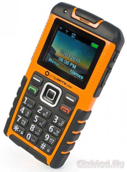 Экстремальный телефон ITTM Outlimits DSS