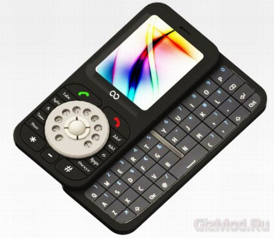 Дисковый мобильный телефон