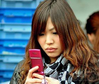 Число абонентов сотовой связи в Китае выросло