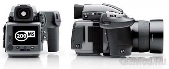 200-мегапиксельная камера Hasselblad H4D-200MS