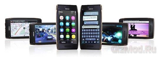 Смартфоны Nokia с Symbian Anna поступают в магазины